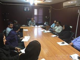 سومین جلسه کمیته در آمدی در سازمان مدیریت پسماند برگزار شد.