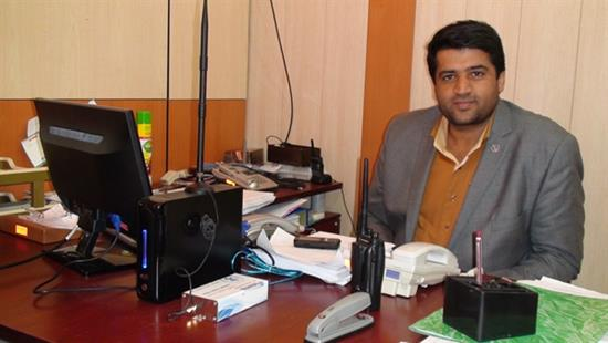 خدمات رايگان به مسافران نوروزي در شهر اهواز