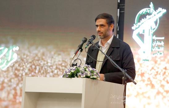 سردار محمد عنوان کرد: اعلام امادگی قرارگاه سازندگی خاتم برای توسعه شهر اهواز