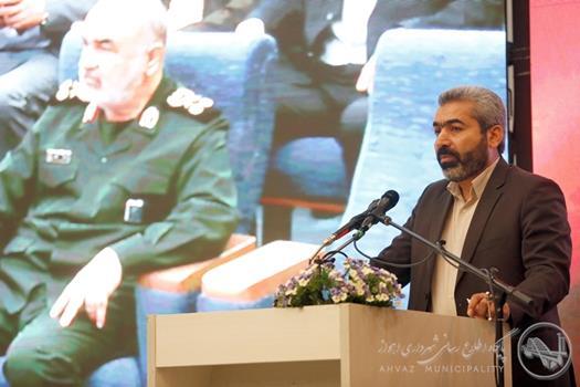 رئیس شورای شهر اهواز: پروژه های کلان اهواز به قرارگاه سازندگی خاتم الانبیا سپرده شود