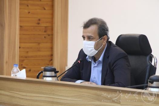 گزارش تصویری دیدار شهردار منتخب و اعضای شورای اسلامی  شهر اهواز  با استاندار خوزستان
