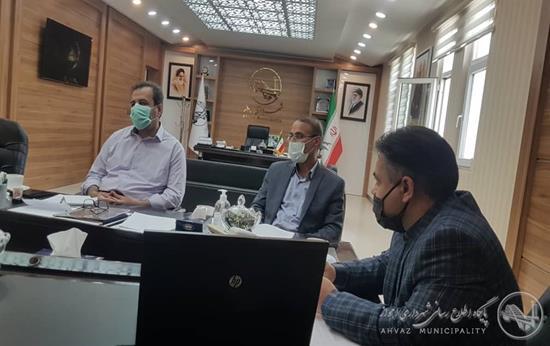 شهردار منتخب اهواز سه اولویت مهم سرمایه گذاری را ابلاغ کرد